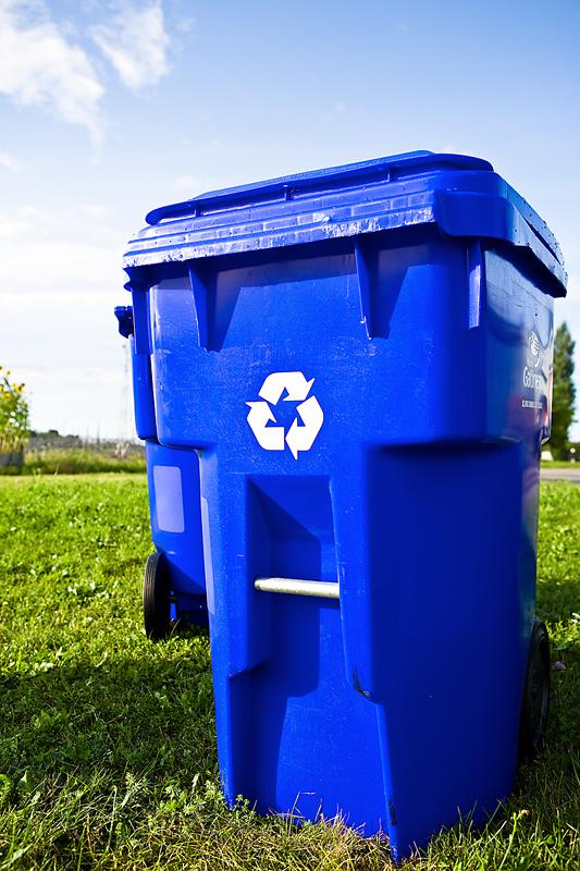 Trash Receptacle