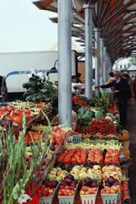 Vegetablestand